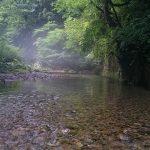 秋田市 岩見川水系フライレポート