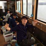 ワカサギ 山中湖釣行レポート