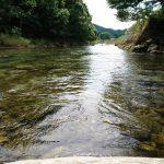 秋田県 秋田市 岩見川水系フライレポート