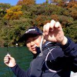 相模湖ワカサギ釣りのレポート